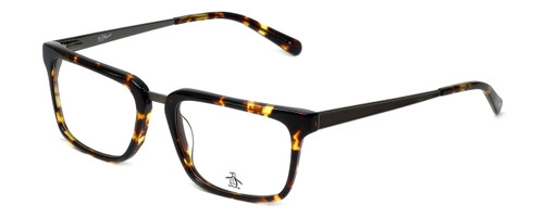 Original Penguin Designer Eyeglasses The Stanford in Tortoise 55mm :: Rx Single Vision