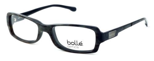 Bollé Bastia Designer Eyeglasses in Dark Demi Tortoise :: Progressive