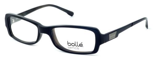 Bollé Bastia Designer Eyeglasses in Shiny Black Grey :: Progressive