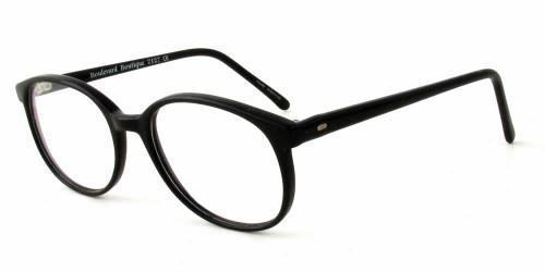 Boulevard Boutique Designer Eyeglasses 2127 in Black :: Progressive