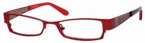 Taka Designer Eyeglasses 2610 in Burgundy :: Progressive