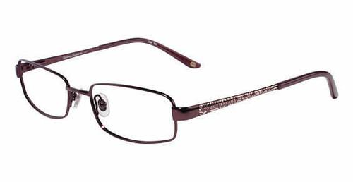 Tommy Bahama Designer Eyeglasses TB5008 in Ruby :: Progressive