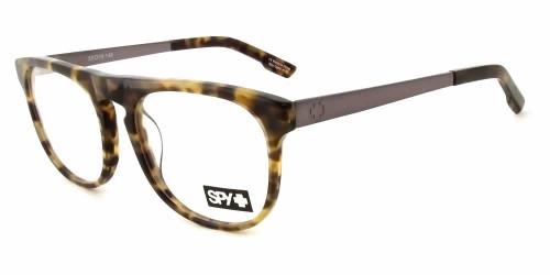 Spy+ Rx Designer Eyeglasses Maxwell in Desert Tortoise-Gun :: Progressive