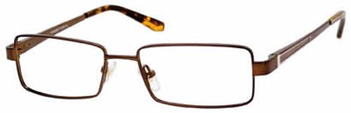 Woolrich Designer Eyeglasses 7832 in Satin Brown :: Progressive