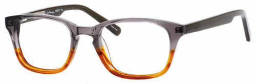 Ernest Hemingway Eyeglass Collection 4657 in Smoke Tortoise
