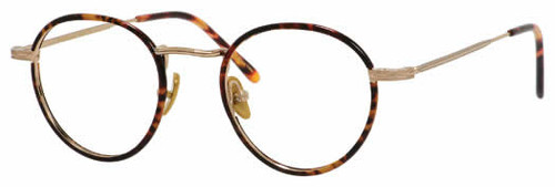 Ernest Hemingway Eyeglass Collection 4681 in Gold-Tortoise