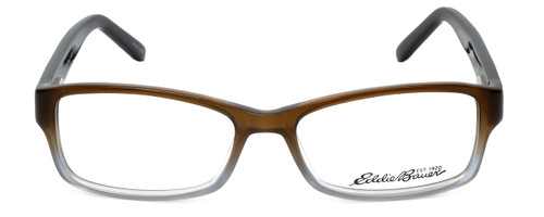 Eddie Bauer EB8288 Designer Reading Glasses in Brown-Smoke