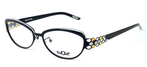 BOZ Optical Swiss Designer Eyeglasses :: Rumba (0060) :: Progressive
