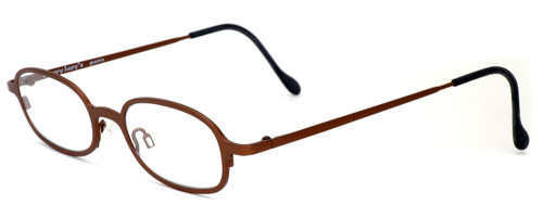 Harry Lary's French Optical Eyewear Bart Eyeglasses in Copper (882) :: Progressive