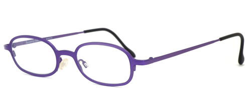 Harry Lary's French Optical Eyewear Bart Eyeglasses in Violet (176) :: Progressive