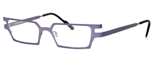 Harry Lary's French Optical Eyewear Chicky Eyeglasses in Violet (437) :: Progressive