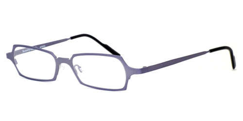 Harry Lary's French Optical Eyewear Clidy Eyeglasses in Violet (437) :: Progressive