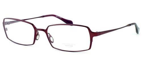 Oliver Peoples Optical Eyeglasses Becque in Purple (DAM) :: Progressive