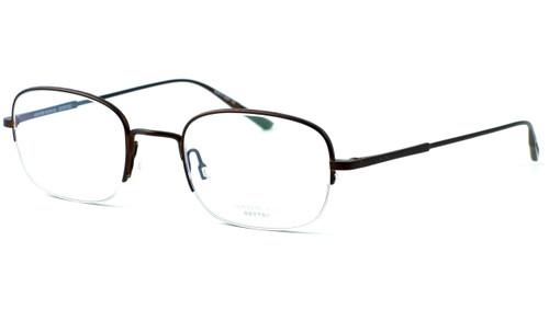 Oliver Peoples Optical Eyeglasses Wainwright 1118T in Brown (5075) 47 mm :: Progressive