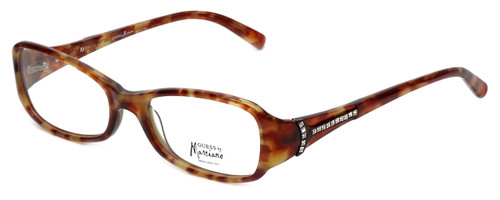 Guess by Marciano Designer Eyeglasses GM142-HNY in Honey :: Progressive