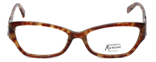 Guess by Marciano Designer Eyeglasses GM144-HNY in Honey :: Progressive