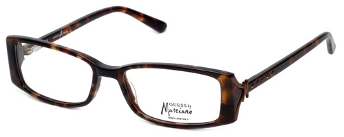 Guess by Marciano Designer Eyeglasses GM146-TO in Tortoise :: Progressive