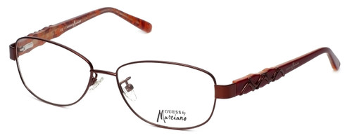 Guess by Marciano Designer Eyeglasses GM155-COP in Copper :: Progressive