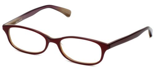 Paul Smith Designer Eyeglasses Paice PM8036-2961 in Red 51mm :: Progressive