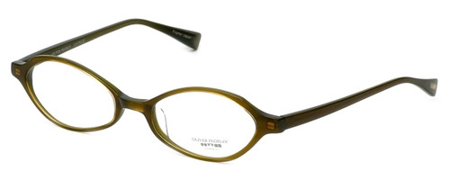 Oliver Peoples Designer Eyeglasses Carina JAS in Jasmine 47mm :: Progressive