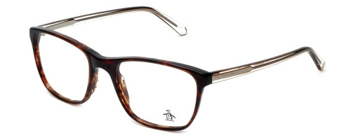 Original Penguin Designer Eyeglasses The Anderson in Tortoise 52mm :: Progressive