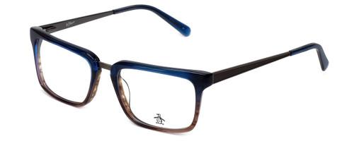 Original Penguin Designer Eyeglasses The Stanford in Mazarine 55mm :: Progressive