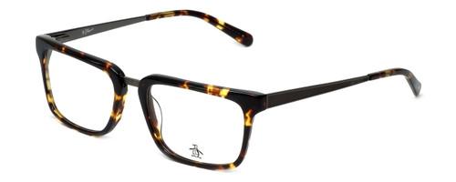 Original Penguin Designer Eyeglasses The Stanford in Tortoise 55mm :: Progressive