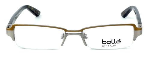 Bollé Designer Eyeglasses Cannes in Brass :: Rx Bi-Focal