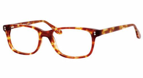 Eddie Bauer 8211 Designer Eyeglasses in Blonde :: Rx Bi-Focal
