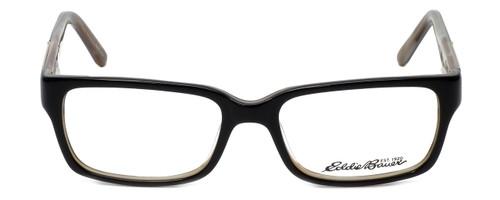 Eddie Bauer 8302 Designer Eyeglasses in Black-Marble :: Rx Bi-Focal