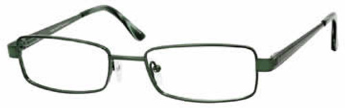Marc Hunter Designer Eyeglasses 7412 in Dark Green :: Rx Bi-Focal