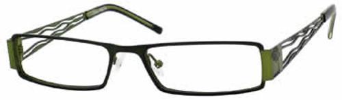Taka Designer Eyeglasses 2652 in Jade :: Rx Bi-Focal