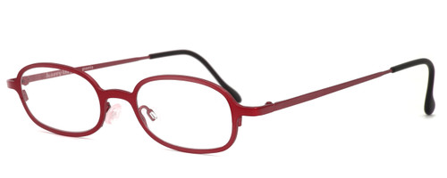 Harry Lary's French Optical Eyewear Bart Reading Glasses in Wine (055)