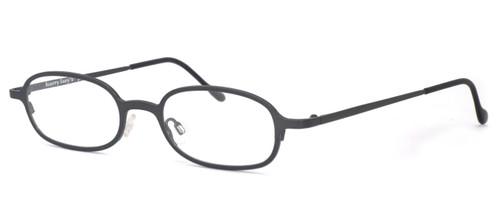 Harry Lary's French Optical Eyewear Bart Eyeglasses in Gun (329) :: Rx Bi-Focal