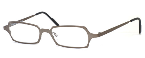 Harry Lary's French Optical Eyewear Clidy Reading Glasses in Coffee (441)