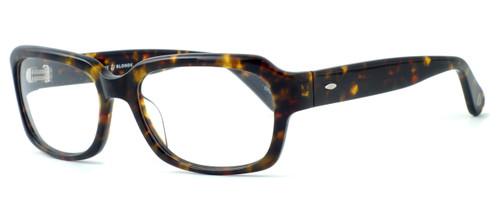 Tortoise & Blonde Designer Eyeglasses Collection Ashbury in Tortoise :: Rx Bi-Focal