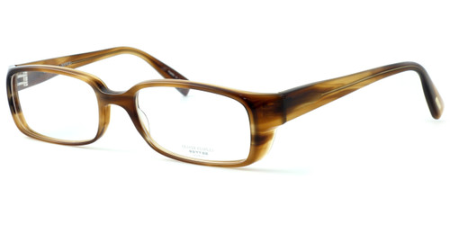 Oliver Peoples Optical Eyeglasses Gehry in Tortoise (SYC) :: Rx Bi-Focal