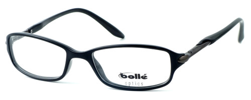 Bollé Designer Eyeglasses Elysee in Shiny Black 70130 52mm :: Rx Bi-Focal