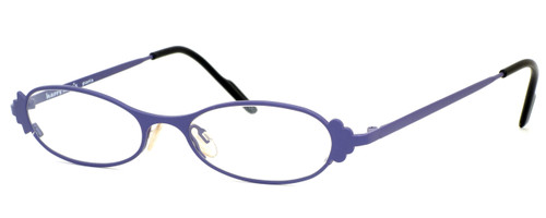 Harry Lary's French Optical Eyewear Twiggy in Purple (497)