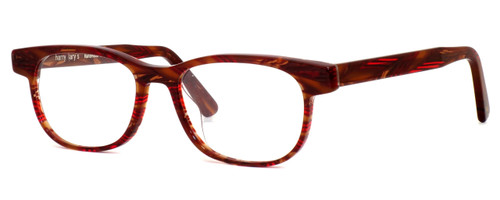 Harry Lary's French Optical Eyewear Direkty in Red Brown (Y81)