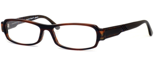 Harry Lary's French Optical Eyewear Forbiddy in Brown Stripe (2398)
