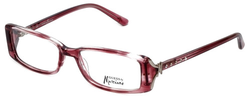 Guess by Marciano Designer Eyeglasses GM146-RO in Rose :: Rx Bi-Focal