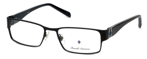 Argyleculture Designer Eyeglasses Archie in Black 53mm :: Rx Bi-Focal