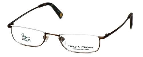 Field & Stream Designer Eyeglasses FS012 in Brown :: Rx Bi-Focal