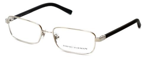 David Yurman Designer Eyeglasses DY615-03 in Silver 55mm :: Rx Bi-Focal