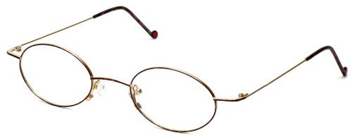 Regency Designer Eyeglasses SL503 in Gold-Tortoise 48mm :: Rx Bi-Focal