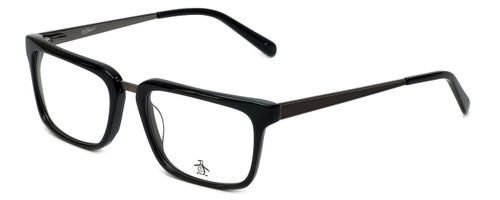 Original Penguin Designer Eyeglasses The Stanford in Black 55mm :: Rx Bi-Focal