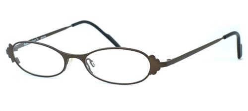 Harry Lary's French Optical Eyewear Twiggy in Bronze (456)