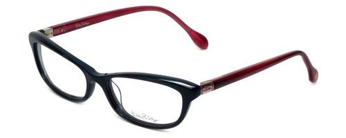 Lilly Pulitzer Designer Eyeglasses Adelson in Black 53mm :: Rx Bi-Focal