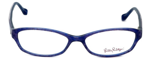 Lilly Pulitzer Designer Reading Glasses Annie in Purple  52mm
